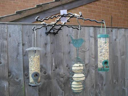 Bird Buddi Bird Feeder Hanger
